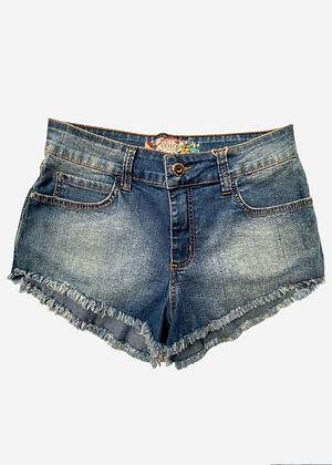 Shorts Jeans Colcci - COL092