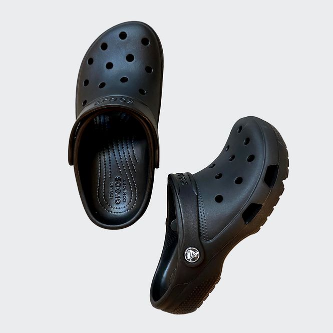 Crocs Coast Clog Preto- CS021