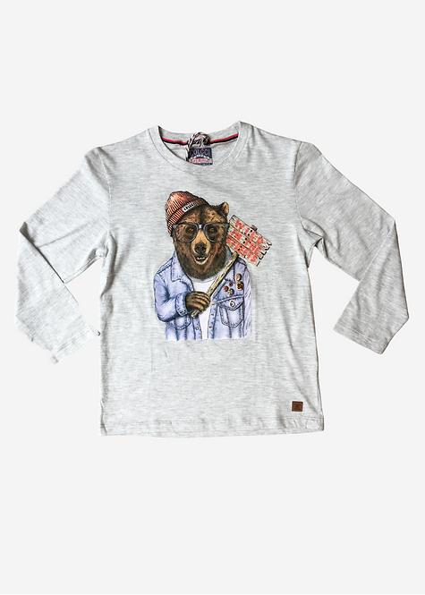 Camiseta Colcci Kids Bear - I007