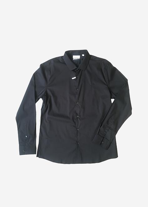 Camisa Social Calvin Klein Slim Fit - CK025