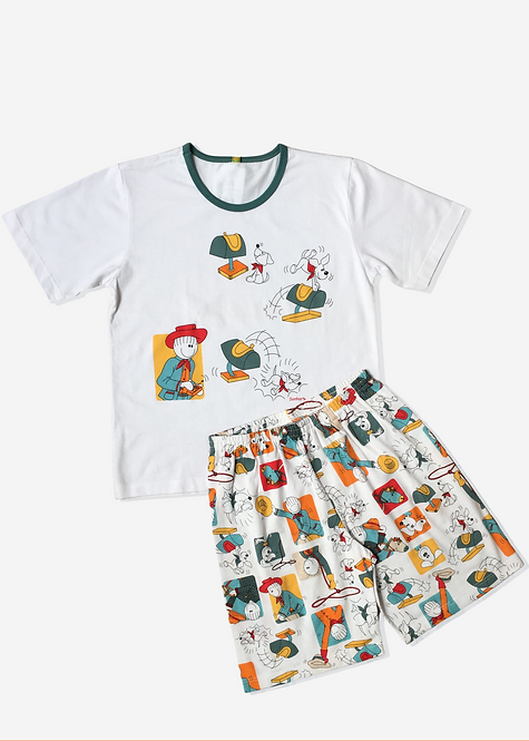 Pijama Sonhart Fun - PJ035