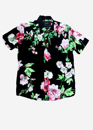 Camisa floral manga curta Reserva - RV016
