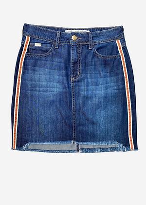 Saia curta Jeans Colcci - COL0309