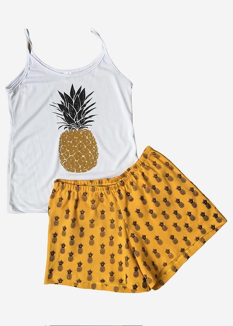 Pijama Zulai Tropical - PJ029