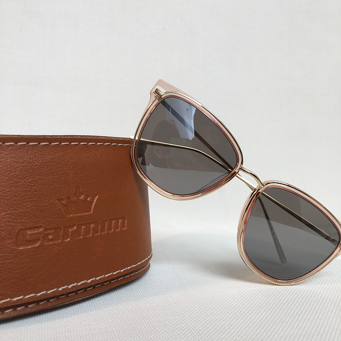 Óculos de Sol Carmim Rosé - 001