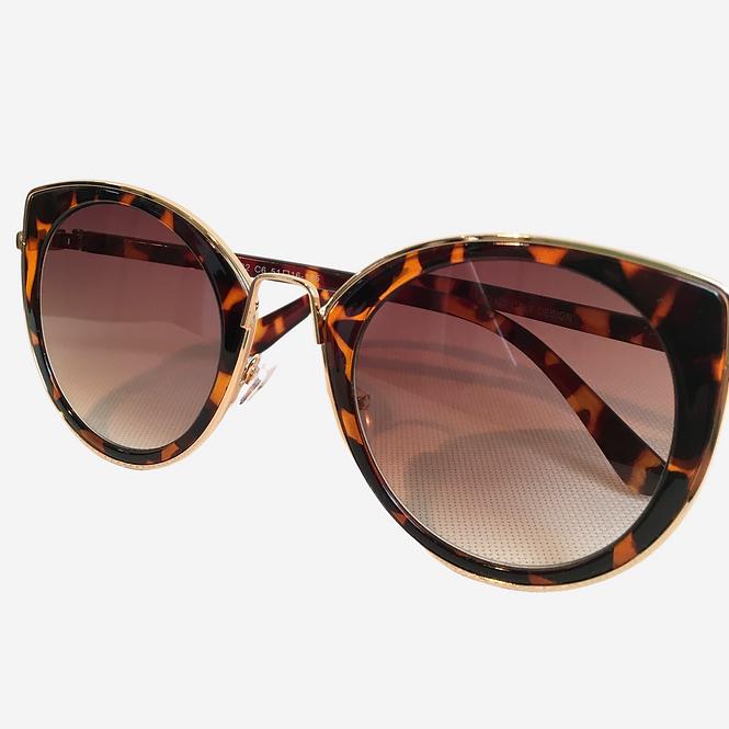Óculos de Sol M.Officer Leopard - 022