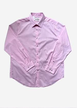 Camisa Slim Fit Strech Collar Calvin Klein - CK101