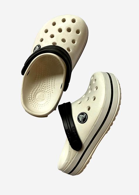 Crocs Crocband Kids OffWhite - CS027