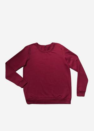 Blusa de moletom Colcci - COL0249