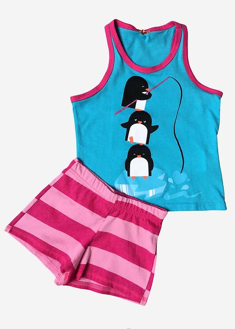 Pijama Puket Ice - PJ034