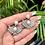 Thumbnail: Brinco Pearl c/ bilho - 928