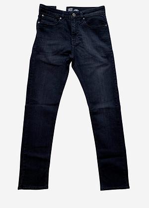 Calça IZOD Slim Straigth Black Jeans - IZ032