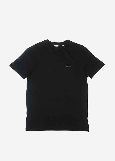 Camiseta Calvin Klein Basic Gola V - CK011