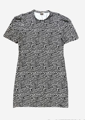 Vestido curto estampado Colcci - COL0212