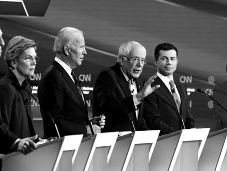 Pot Krispie Squares for the 2020 Democratic Contenders