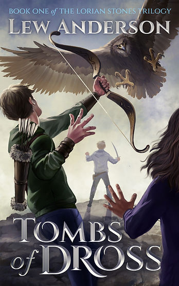 Tombs of Dross book cover