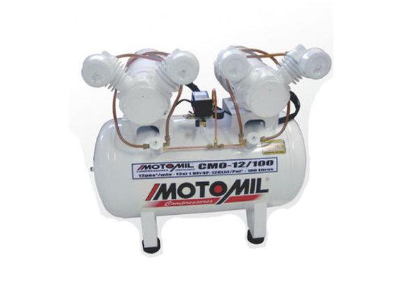 Compressor De Ar Odontológico Cmo-12/100