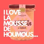 I love la Mousse de Houmous...