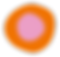 Rond-orange-rose.png
