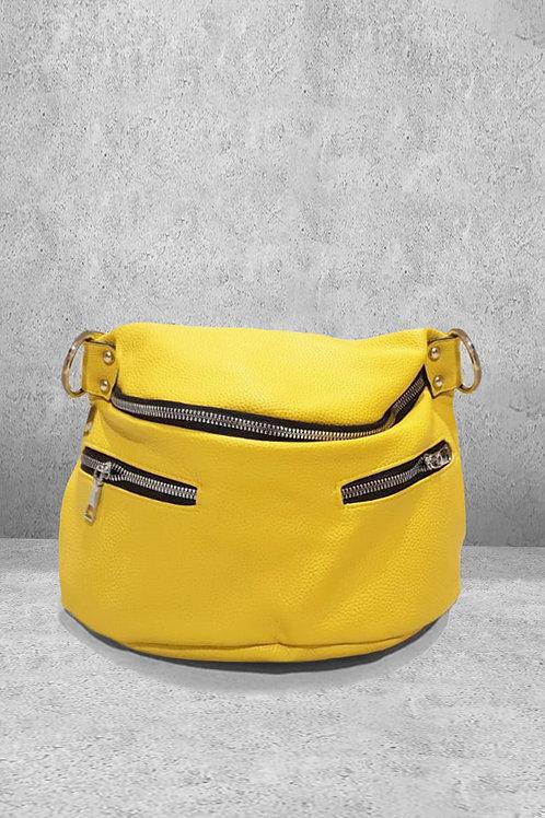 תיק - צהוב