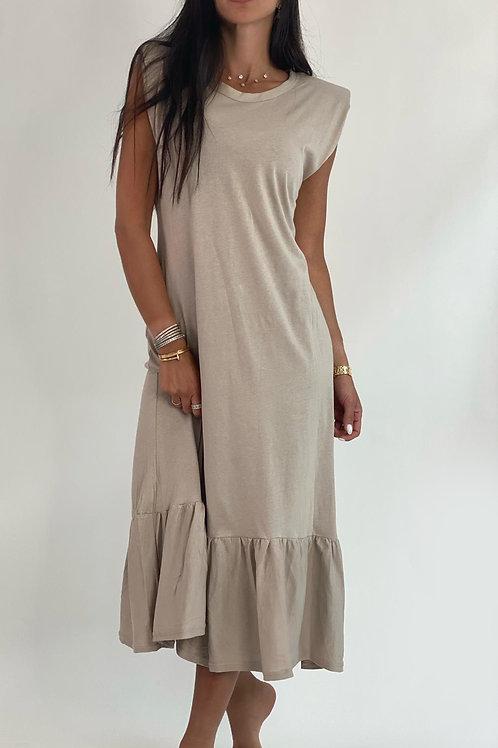 שמלת בייסיק מלמלה