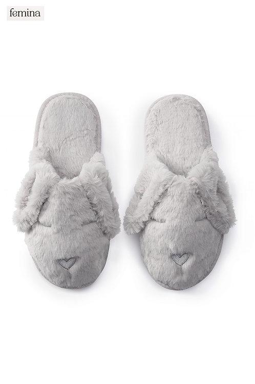 נעלי בית כלב - femina