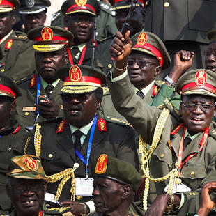 Rule By Thieves: The Kleptocratic Legacy Driving Ethnic Conflict in South Sudan