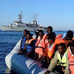 Is the EU Trying to Make Migration a Libya Problem?