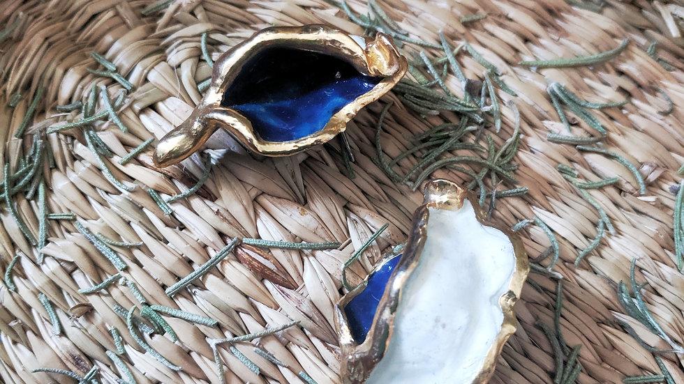 Lacombe Shell Earrings