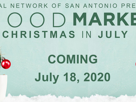 GOOD MARKET: CHRISTMAS IN JULY