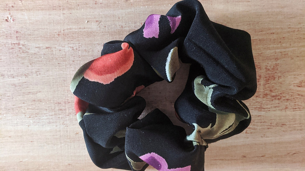 Scrunchie! Midnight Garden