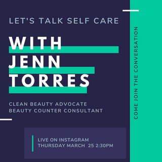 Live Chat with Jenn Torres