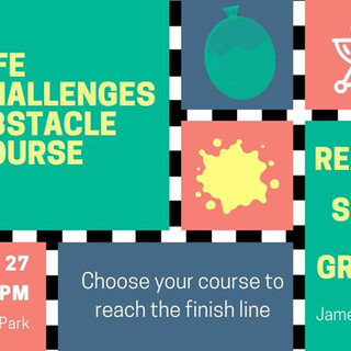 LIA Obstacle Course Event