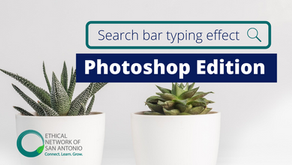 Creating a Typing Effect in Photoshop