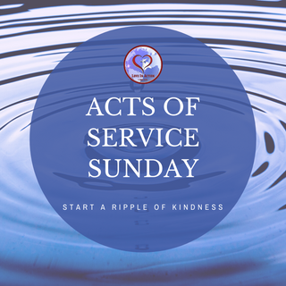 Acts of Service Sunday