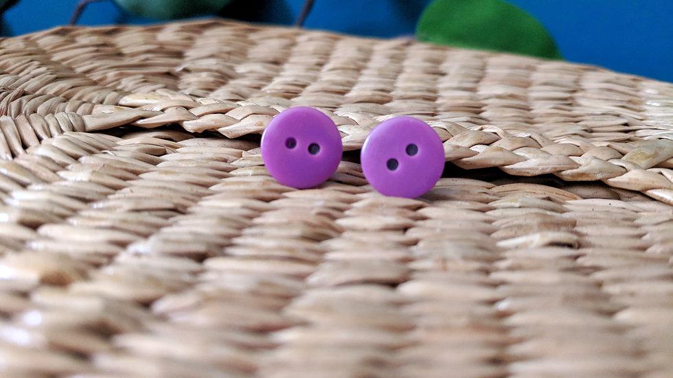 Purple Buttons