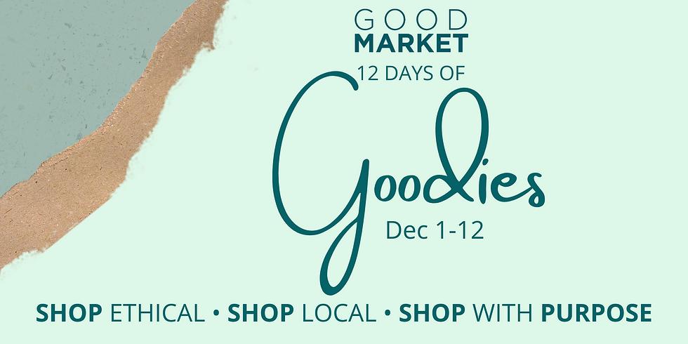12 Days of Goodies
