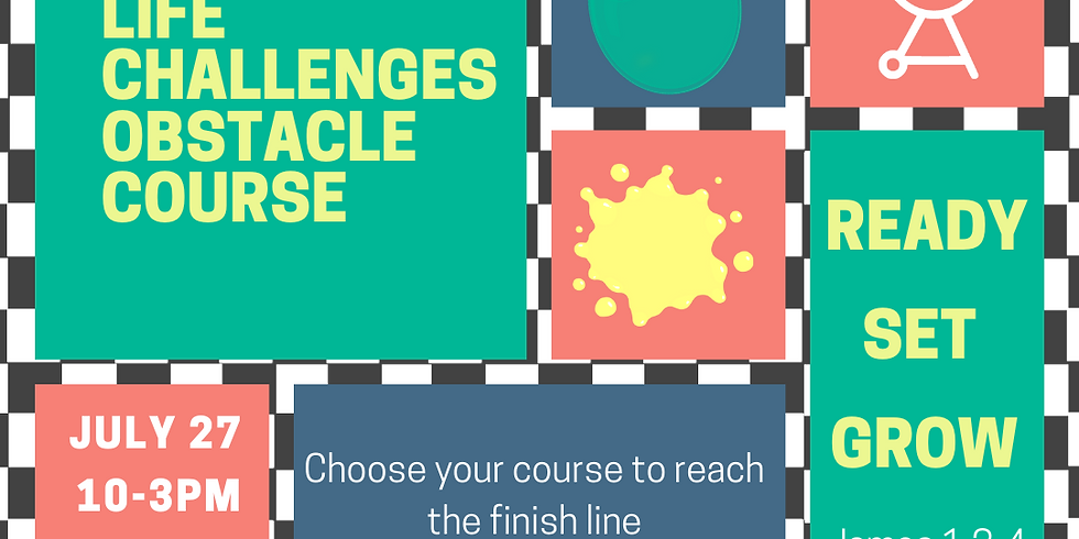 Life Challenges Obstacle Course