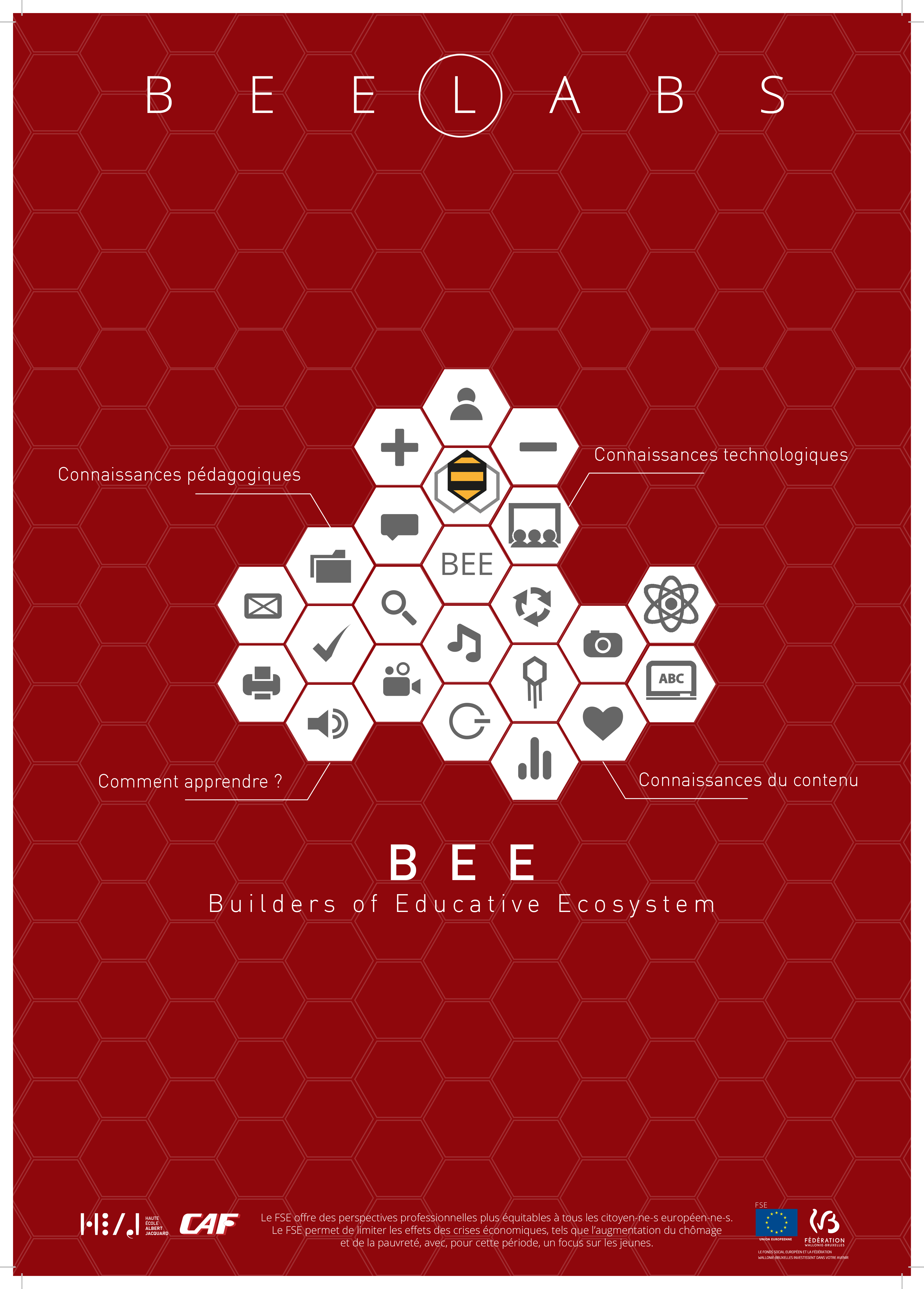 affiche BEE01-3
