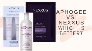 Aphogee and Nexxus Protein Treatments
