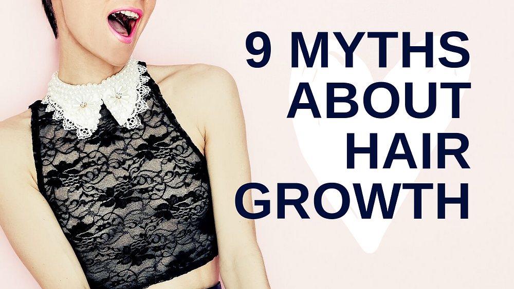 9 Myth Black Women Believe about Hair Growth