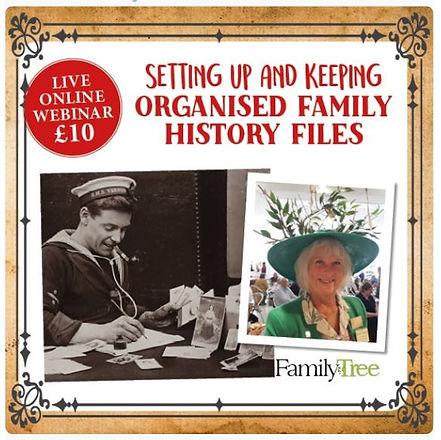 Family History, Family Tree, Genealogy, Jackie Depelle