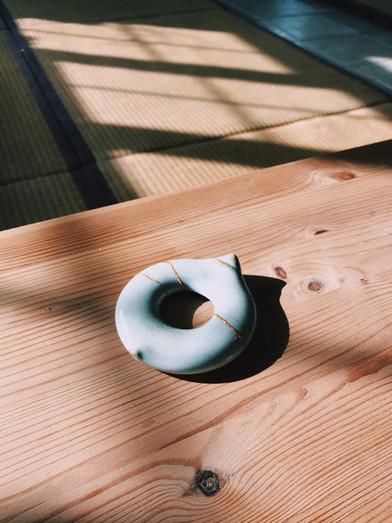 樹脂技術: 瓷器修復