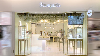 Pamycarie K11 Concept Store, designed and built by Carrie Yung & Pamela Yung