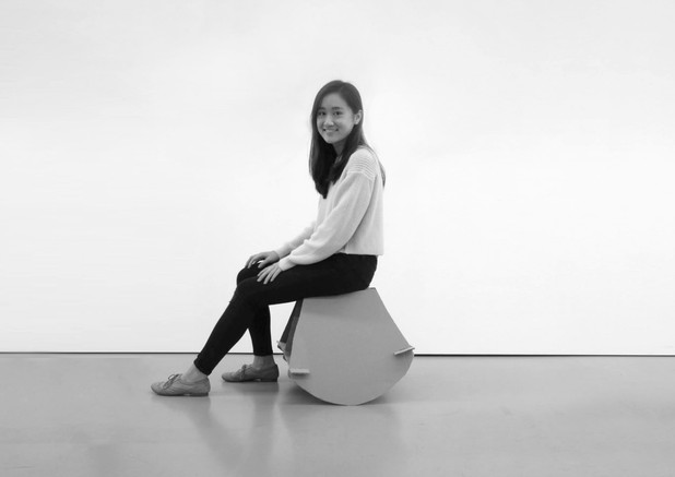 Sustainable Cardboard Sitting Device
