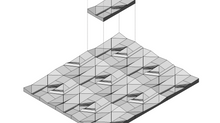 Groundscape - Tilted Shear Tile Design
