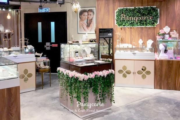Pamycarie 1ST Concept Store at K11, Tsim Sha Tsui.