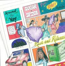 "Comic Strip - ""Sugar and Spice"""