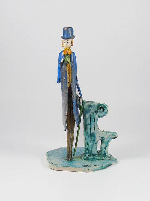 Statuette homme Giovanni Duso