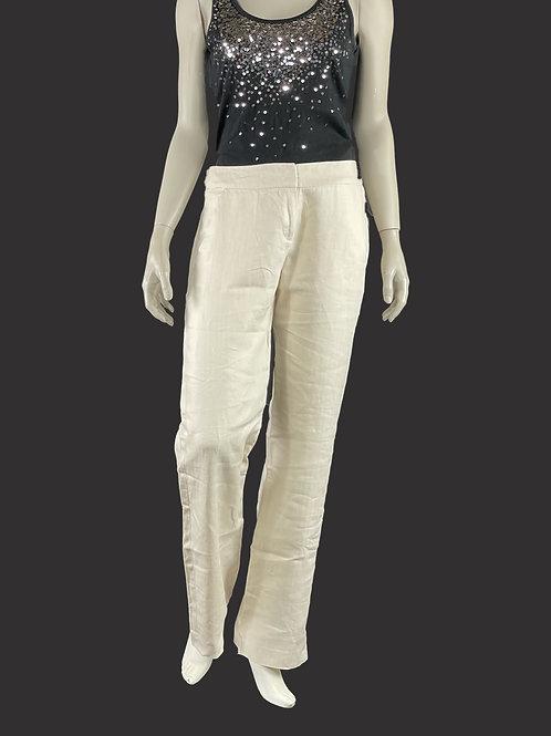 Pantalon en lin - IKKS t.36